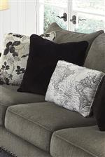 Variety of Toss Pillows for an Eclectic Look