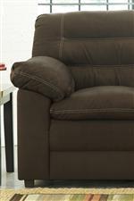 Pillow Top Seat Cushioning