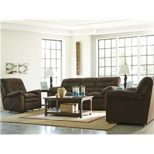Benchcraft Talut Stationary Living Room Group