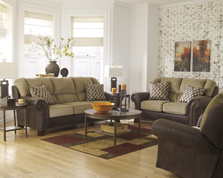 Benchcraft Vandive Stationary Living Room Group - Item Number: 44300 Living Room Group 2