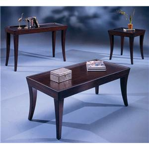 Morris Home Furnishings Versailles Contemporary Sofa Table