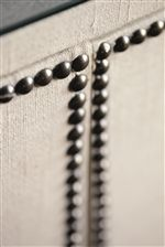Nailhead Trim Adds a Chic Detail to Select Items