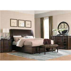 Bernhardt Belmont Queen Bedroom Group