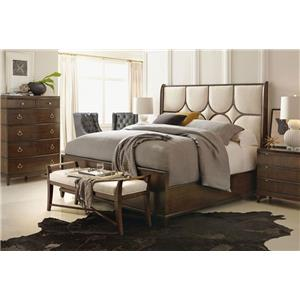 Bernhardt Beverly Glen Queen Bedroom Group
