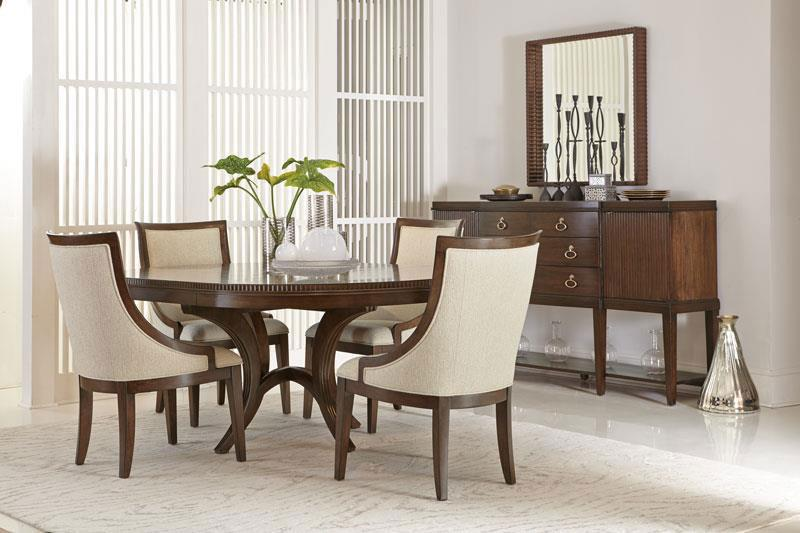 Bernhardt Beverly Glen Casual Dining Room Group - Item Number: 361 Dining Room Group 3