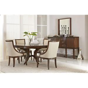 Bernhardt Beverly Glen Casual Dining Room Group