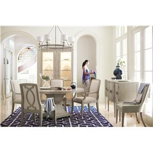 Bernhardt Criteria Formal Dining Room Group