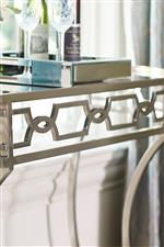 Jewelry-Inspired Interlocking Steel Designs