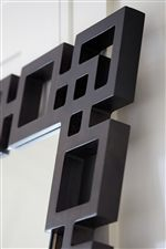 Geometric Fretwork for a Contemporary Look