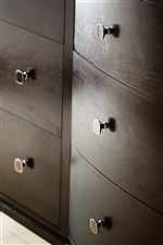 Curved Drawer Fronts on Dressers