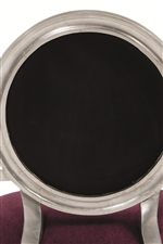 Chalkboard Backs Used on Select Chairs