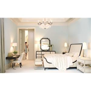 Bernhardt Jet Set California King Bedroom Group