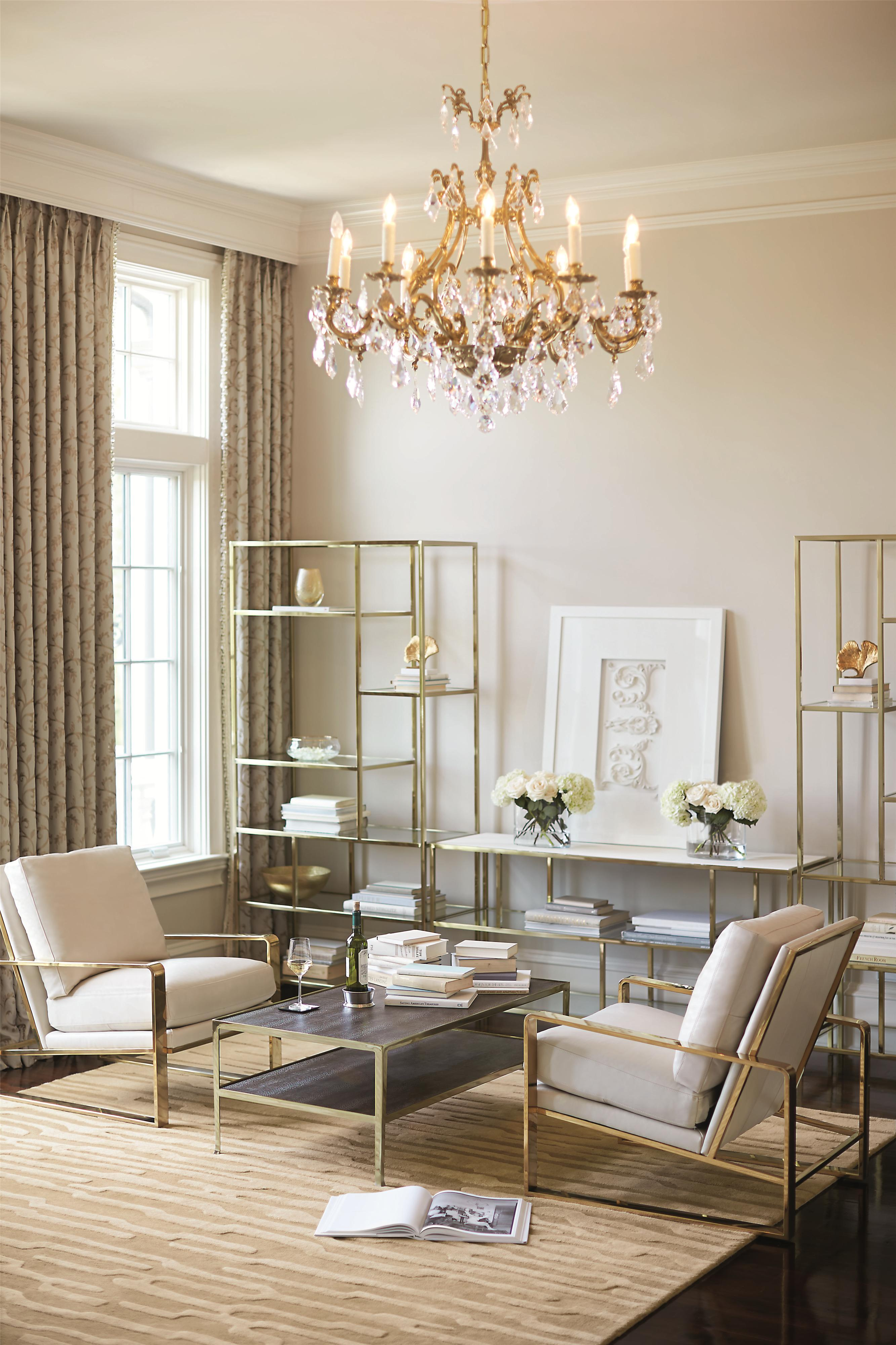 Bernhardt Jet Set Leather Wrapped Console Table With Nailhead Trim .