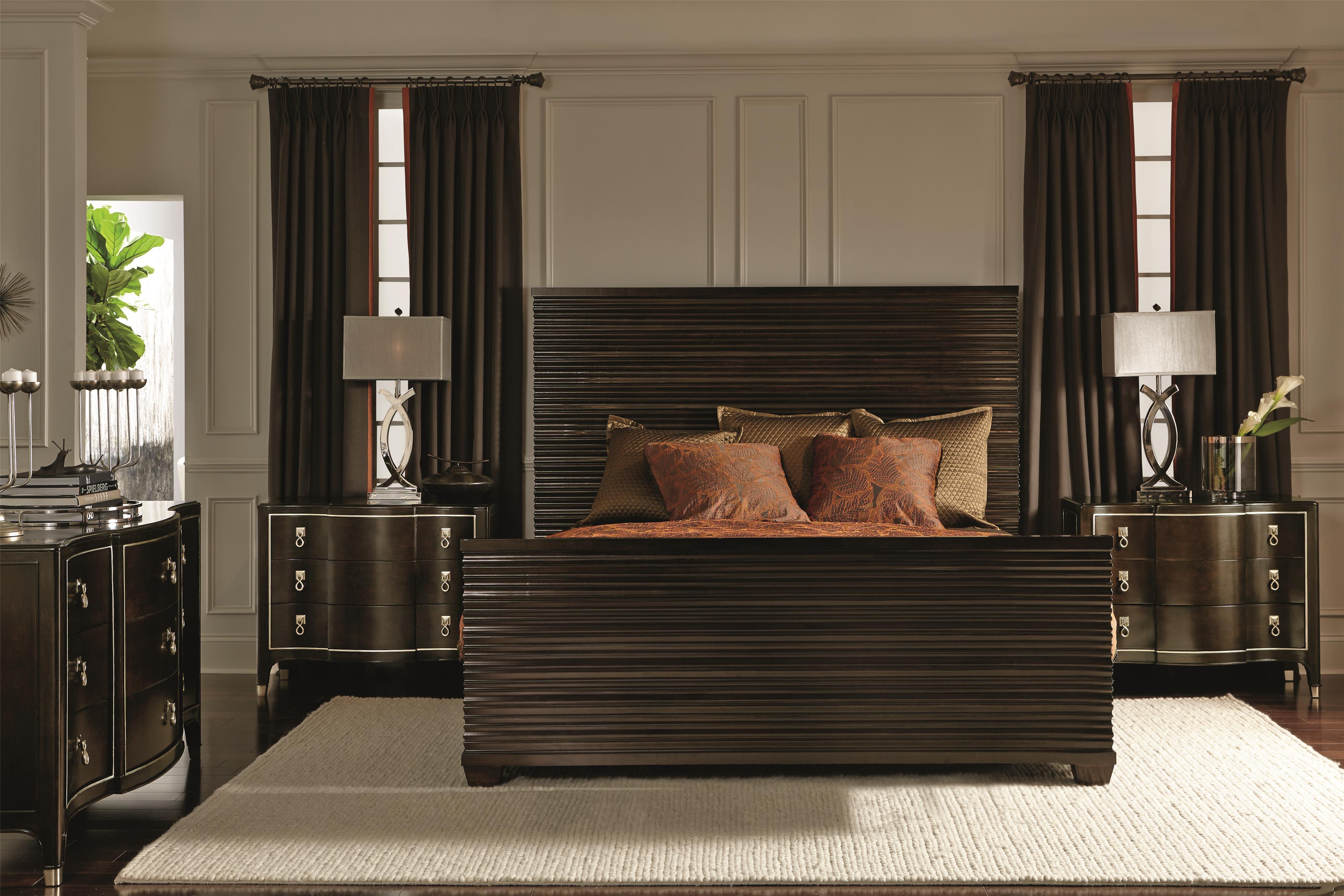 Bernhardt Miramont Queen Bedroom Group 7   Sprintz Furniture   Bedroom  Group Nashville, Franklin, And Greater Tennessee