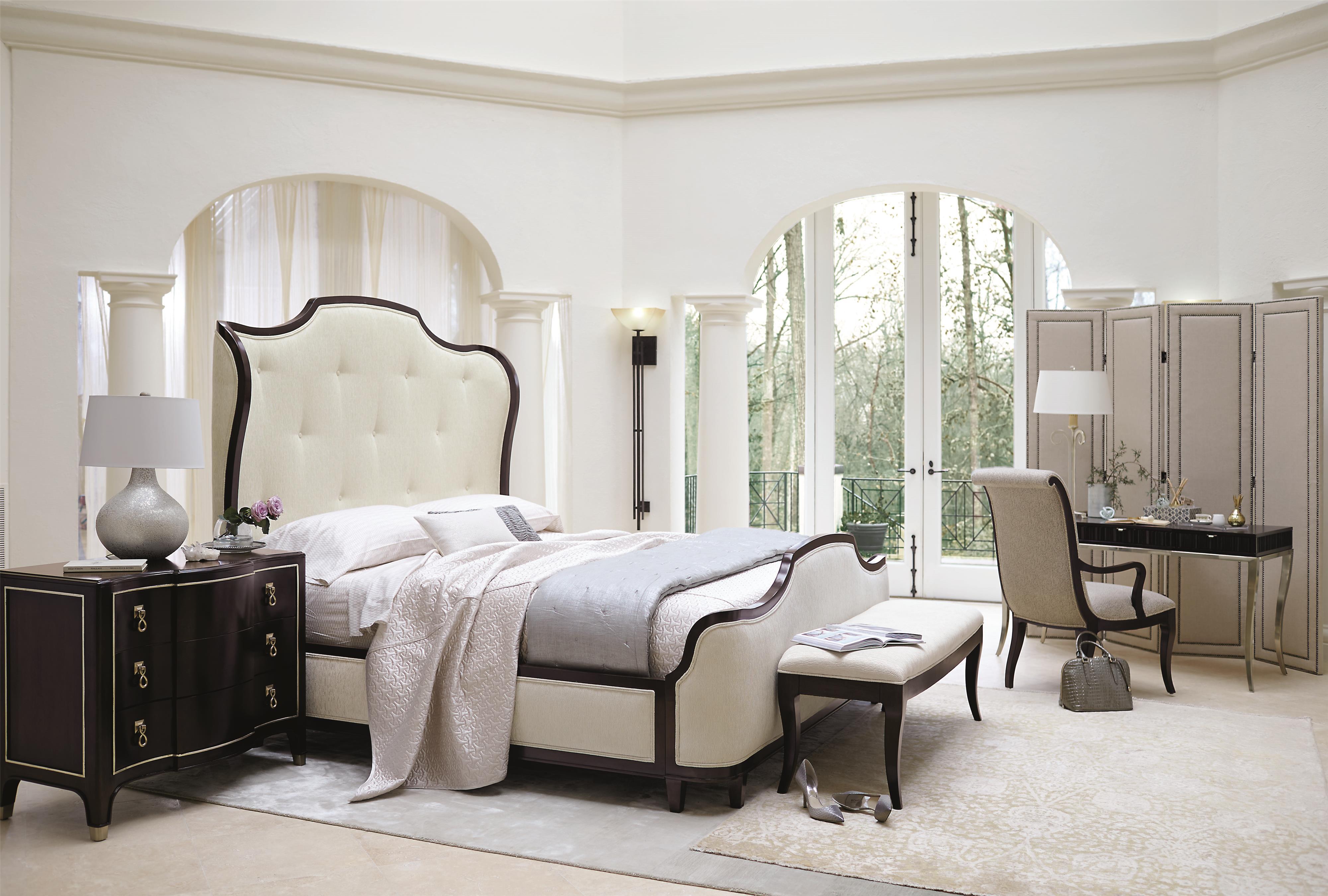 Bernhardt Miramont King Bedroom Group 4 - Item Number: 360 K Bedroom Group 4