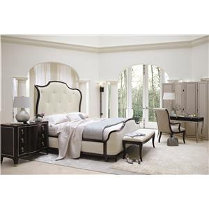 Bernhardt Miramont Queen Bedroom Group 4