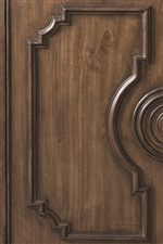 Sculpted Moldings Add Texture and Dimension to the Collection