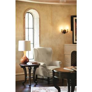 Bernhardt Villa Medici 3-Door Buffet with Silverware Insert