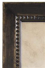 Wood Frame Conveys the Charm of Time-Worn Antique Furniture