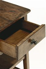 Sturdily Crafted Solid Wood Drawer