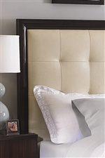 Luxurious Top Grain Cream Leather