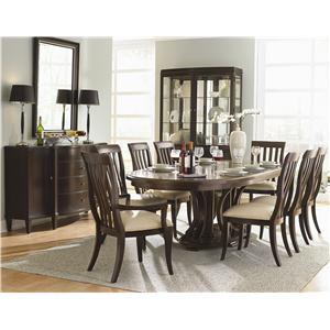 Bernhardt Westwood Formal Dining Room Group