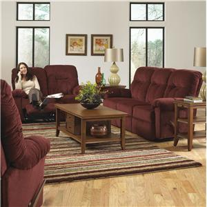 Vendor 411 Ares Reclining Living Room Group