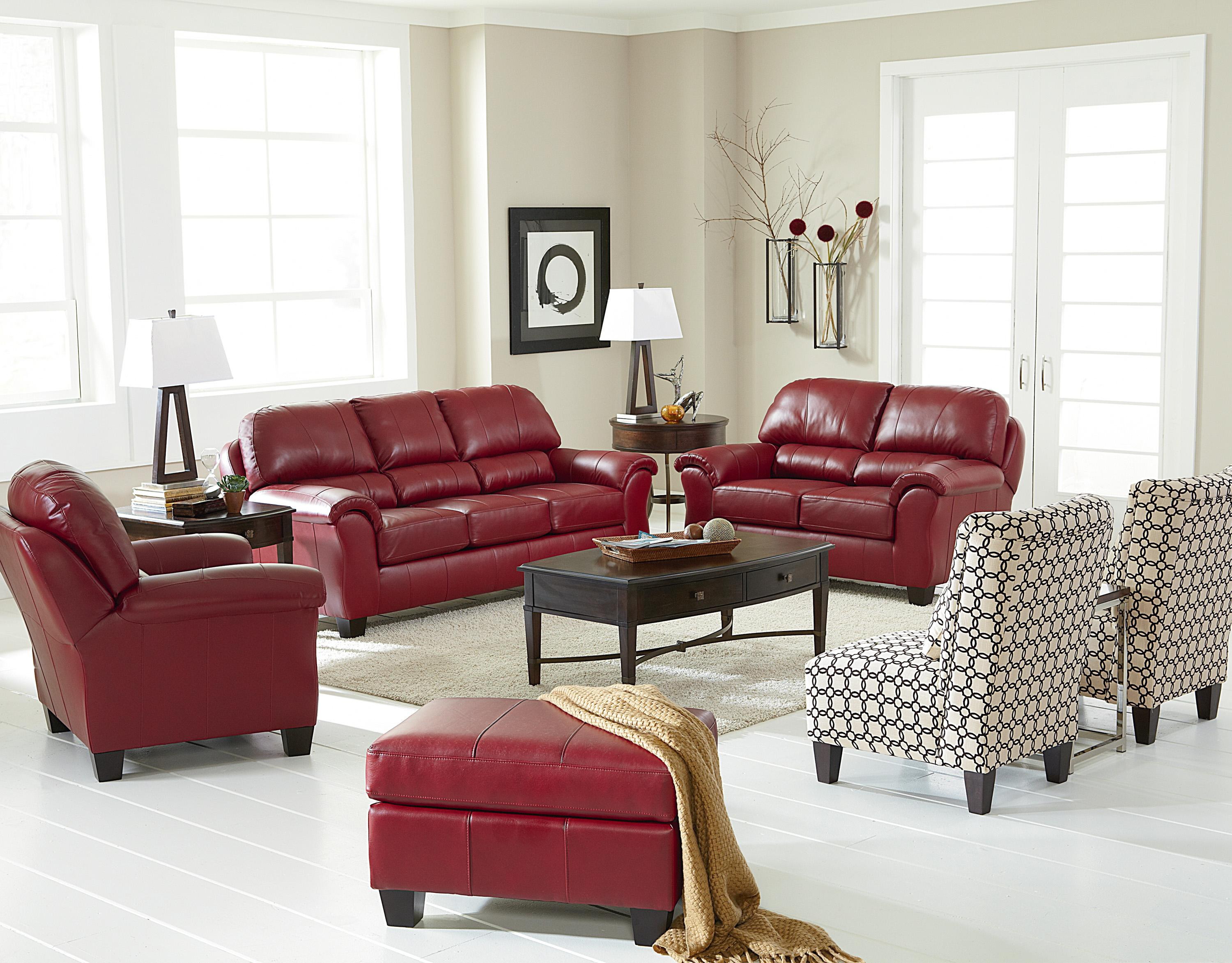 Best Home Furnishings Birkett Casual Sofa with Pillow Arms and