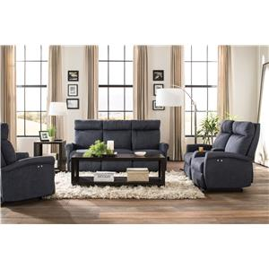 Best Home Furnishings Codie Reclining Living Room Group