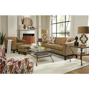 Best Home Furnishings Emeline Customizable 84