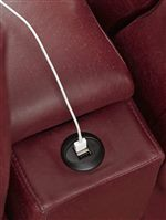 Power Loveseat Consoles Now Available with USB Device Charging Ports