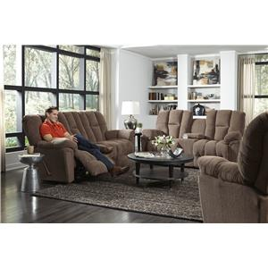 Best Home Furnishings Lucas Power Reclining Living Room Group