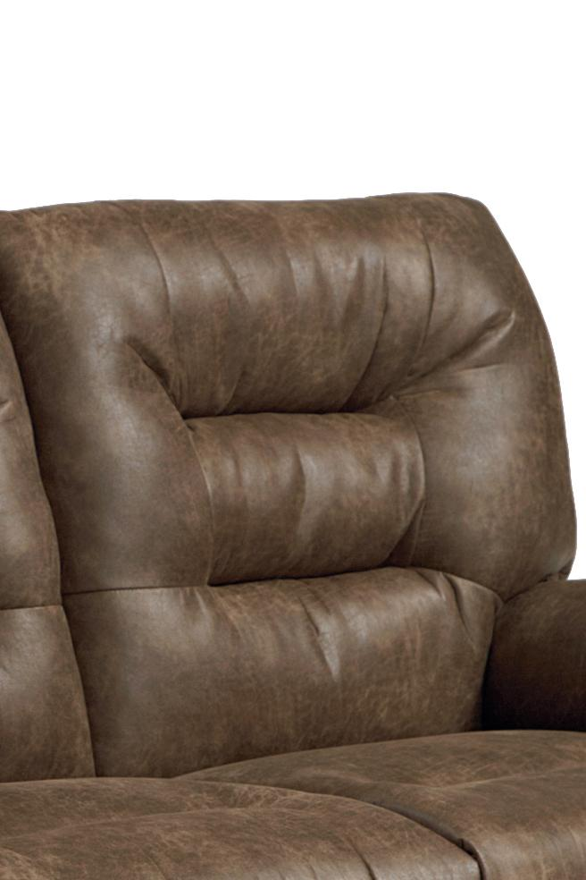 Best Home Furnishings Maddox E Saver Sofa Chaise With Pillow Arms Wayside Furniture Reclining Sofas