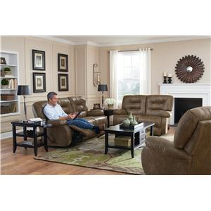 Vendor 411 Maddox Reclining Living Room Group
