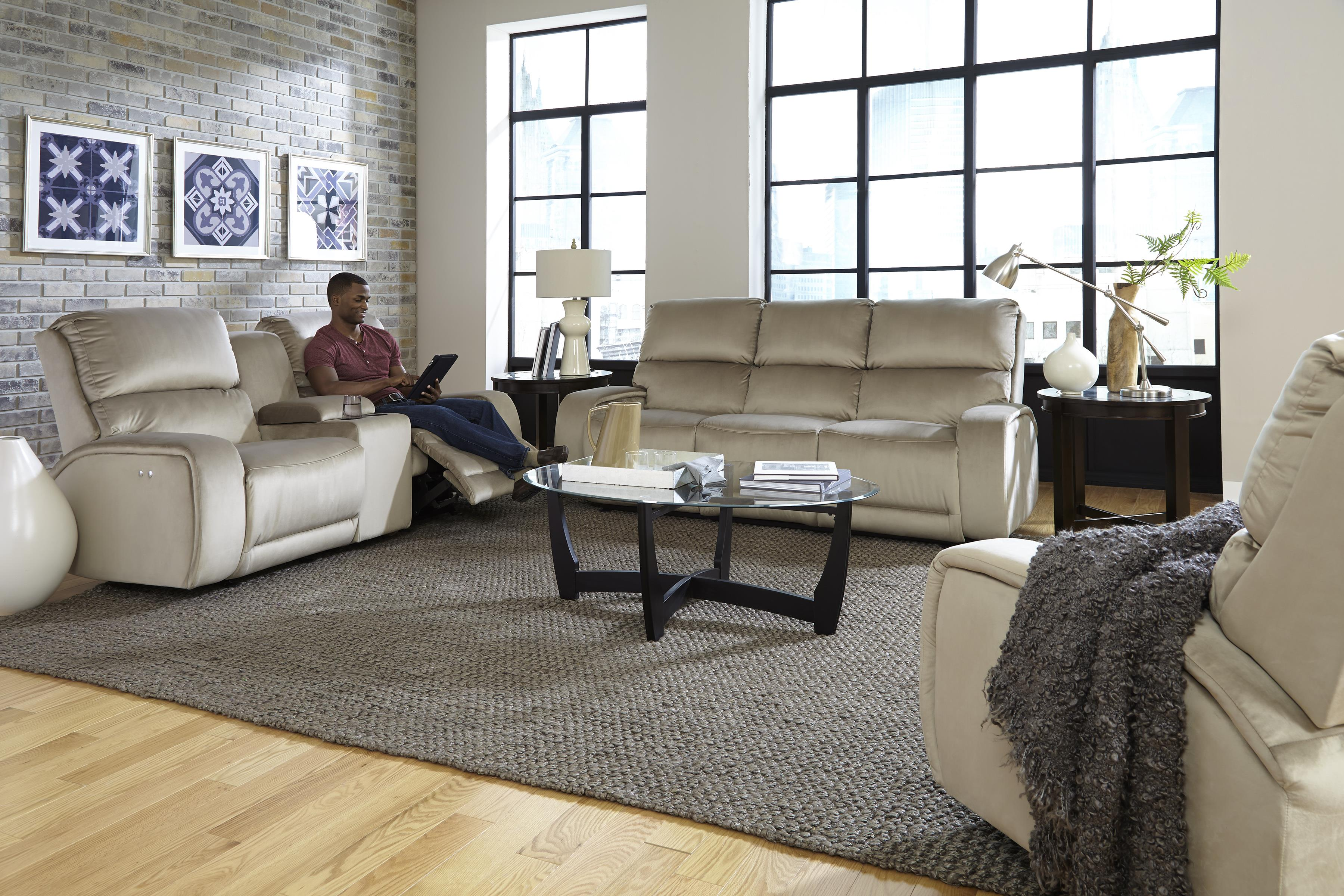Best Home Furnishings Matthew Power Reclining Sofa With Memory Foam Cushion  | Wayside Furniture | Reclining Sofa