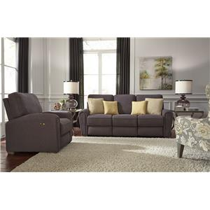 Best Home Furnishings Miriam Reclining Living Room Group
