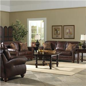 Best Home Furnishings Noble Stationary Living Room Group