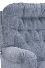 Elegant Button Tufted Seat Back
