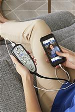Remote Controls are not only all-access motion controls, but include USB charging ports as well