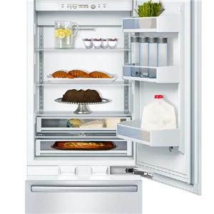 Bottom-Freezer Refrigerators by Bosch