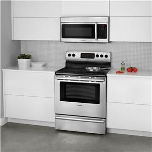 Electric Ranges by Bosch