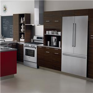 French Door Refrigerators by Bosch