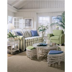 Braxton Culler 725 Stationary Living Room Group