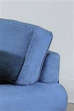 Box Welted Back Cushions