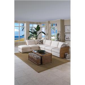 Vendor 10 Grand Water Point Stationary Living Room Group