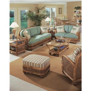 Vendor 10 Captiva  Stationary Living Room Group