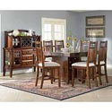 Broyhill Furniture Vantana Casual Dining Room Group - Item Number: 4985 C Dining Room Group 1