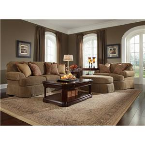 Broyhill Express McKinney Stationary Living Room Group