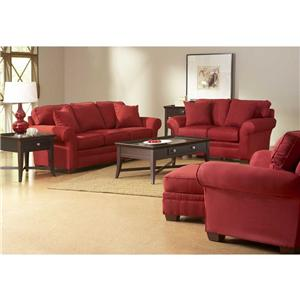 Broyhill Furniture Zachary Stationary Living Room Group
