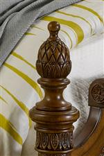 Decorative Finials On Bed Posts